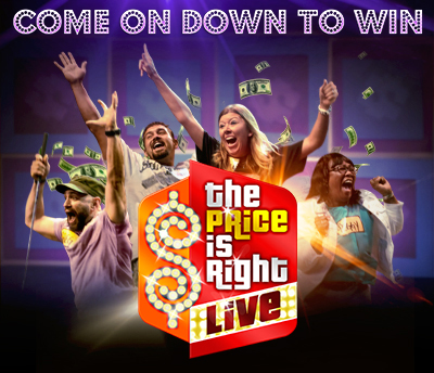 Price is right live canada prizes and awards